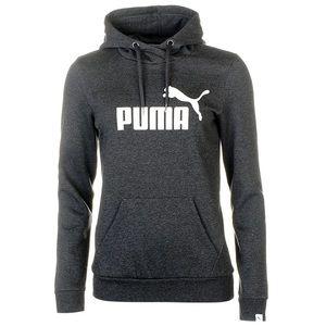 Puma Pull over hoodie Grey